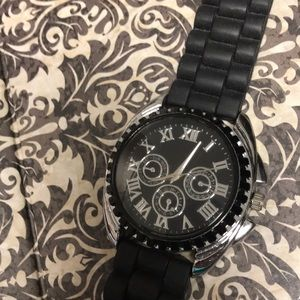 Accessories - Man style woman's watch